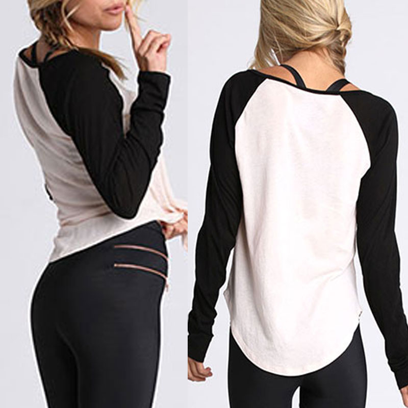 damen lose pullover baggy tops blusen sweat shirt bluse oberteile neu ebay. Black Bedroom Furniture Sets. Home Design Ideas