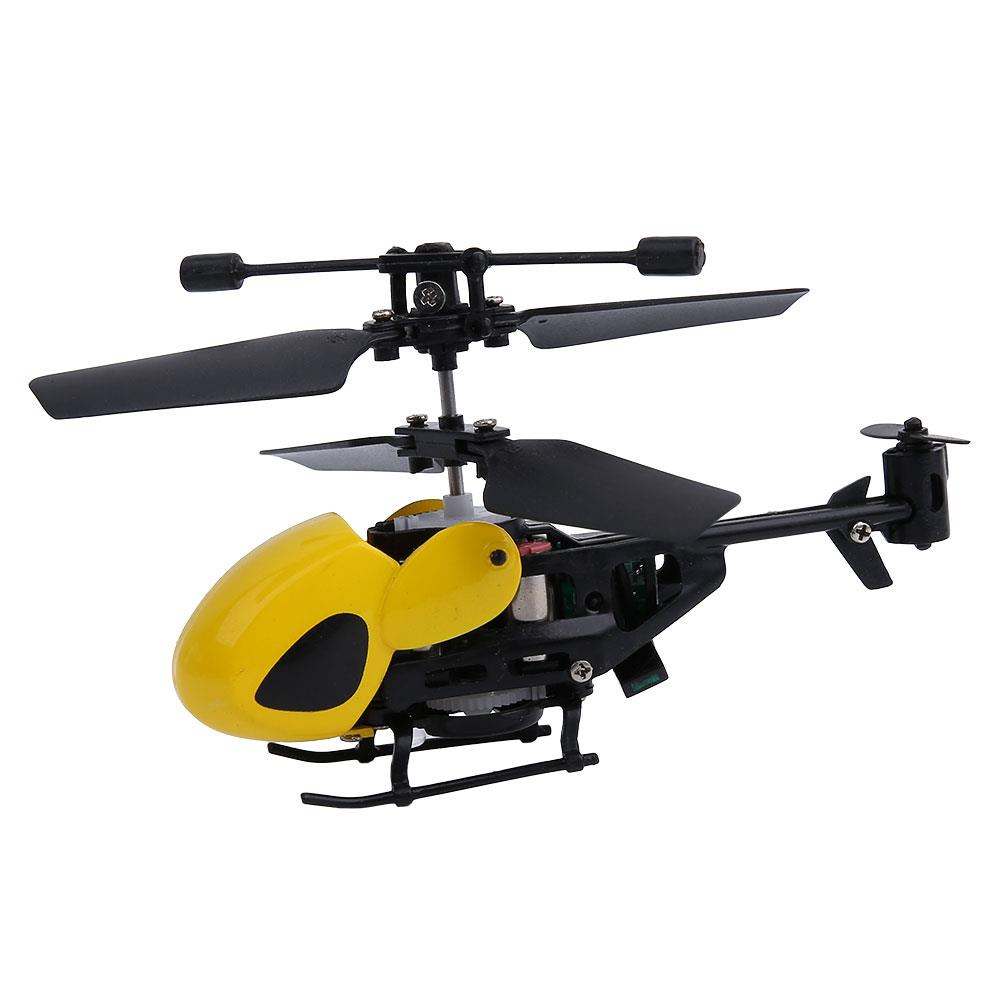 Mini QS QS5013 2.5CH Micro Remote Control RC Helicopter ...