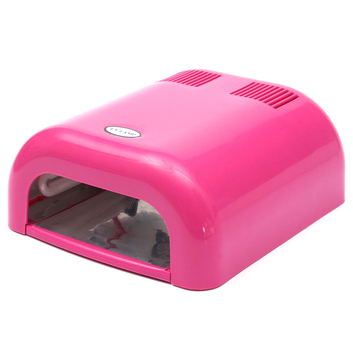 UV LED 36W Lamp Nail Dryer Polish Machine For Curing Nail