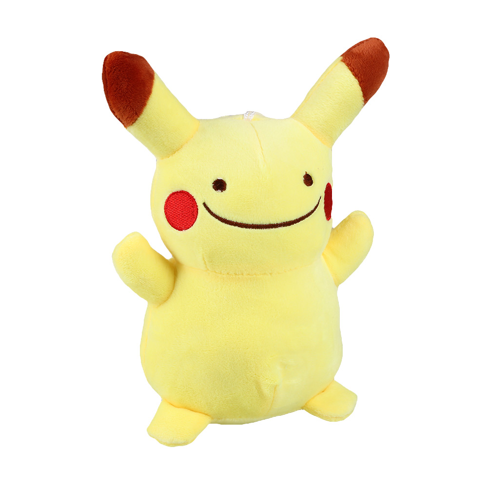 For-Pokemon-Go-Charmander-Squirtle-Bulbasaur-Pikachu-Clefairy-Plush-Toys-Gifts
