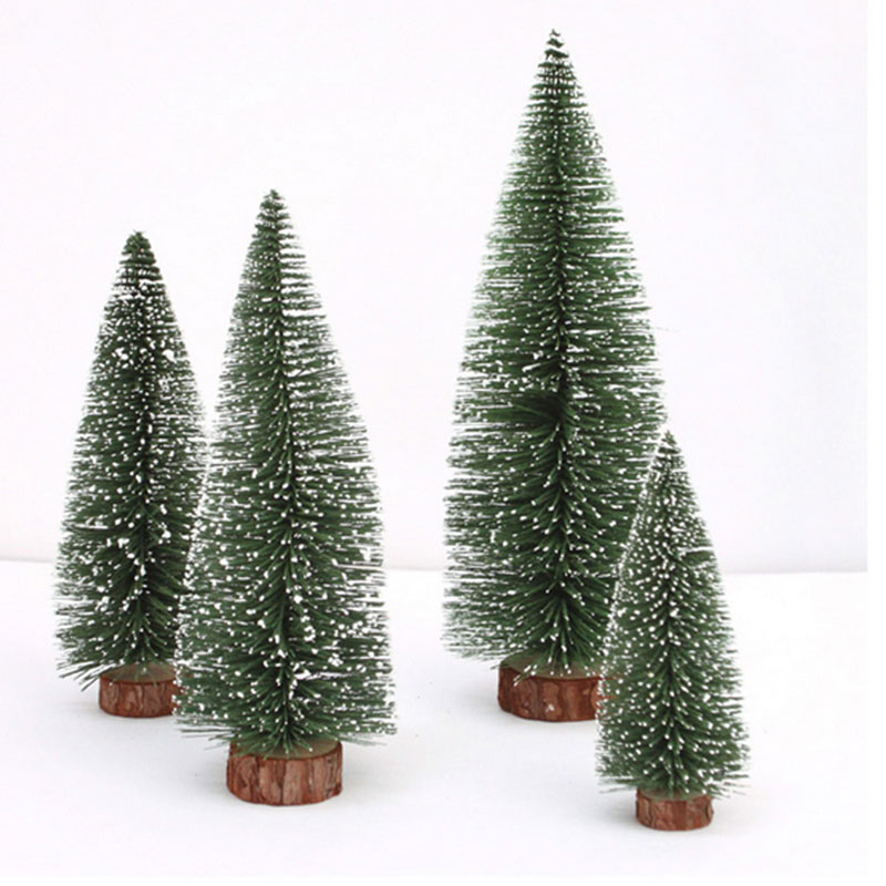 k nstlich mini weihnachtsbaum tannenbaum kunstbaum christbaum b ume ornament ebay. Black Bedroom Furniture Sets. Home Design Ideas