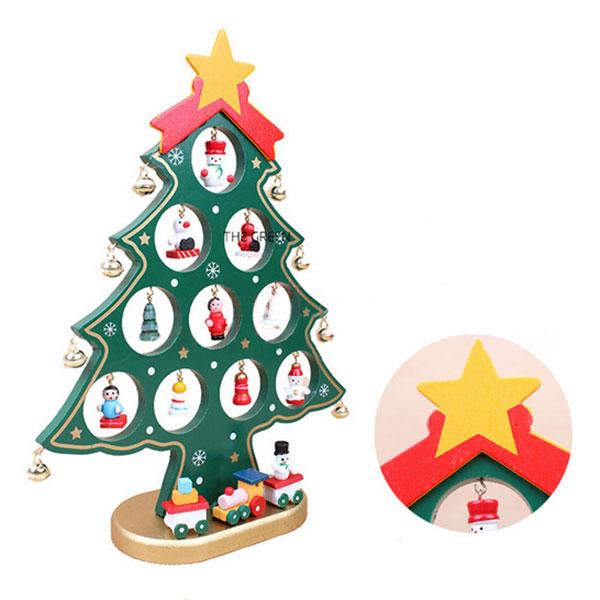 kinder mini weihnachtsbaum geschenk holz weihnachtsbaum. Black Bedroom Furniture Sets. Home Design Ideas