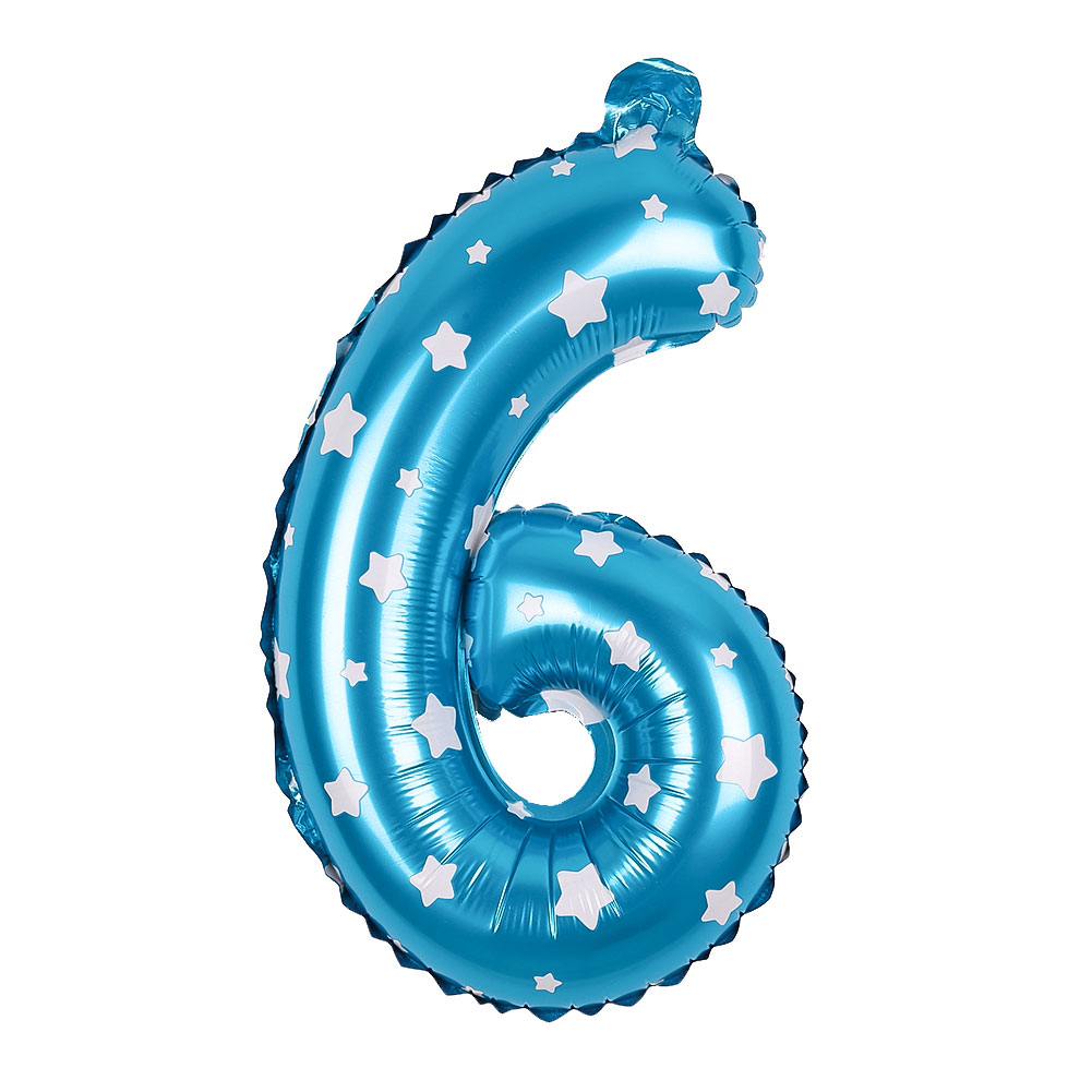 8840-Aluminium-Foil-Number-1-9-Balloon-Helium-Wedding-Party-Supply-Decoration