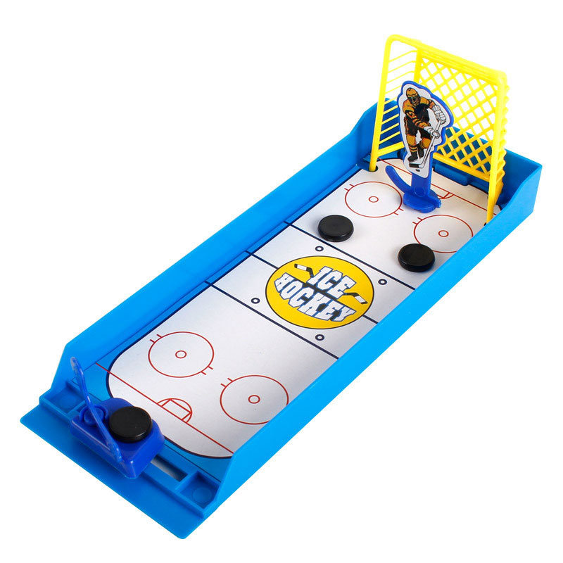 F744-Mini-Family-Parent-Child-Toy-Football-Hockey-Basketball-Golf-Ball-Game